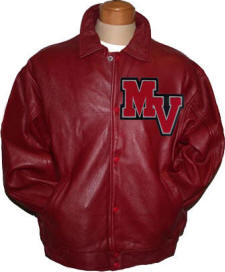 Leather Varsity Jackets, Varsity Jackets all leather