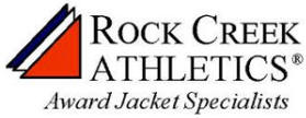 Rock Creek Athletics Jackets, Rock Creek Athletics Varsity Jackets, Rock Creek Athletics Letterman Jackets, Rock Creek Athletics Varsity Letterman Jackets